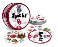 Oklahoma Sooners Spot It! Card Game