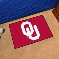 Oklahoma Sooners Starter Rug