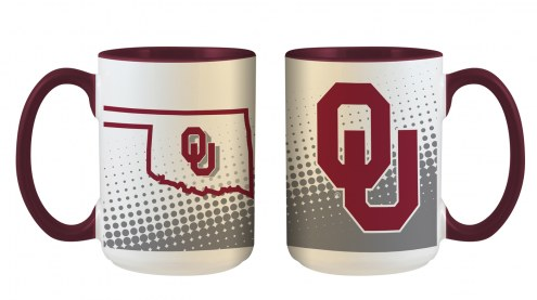 Oklahoma Sooners State of Mind Coffee Mug