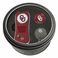 Oklahoma Sooners Switchfix Golf Divot Tool, Hat Clip, & Ball Marker