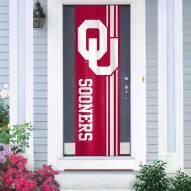Oklahoma Sooners Door Banner