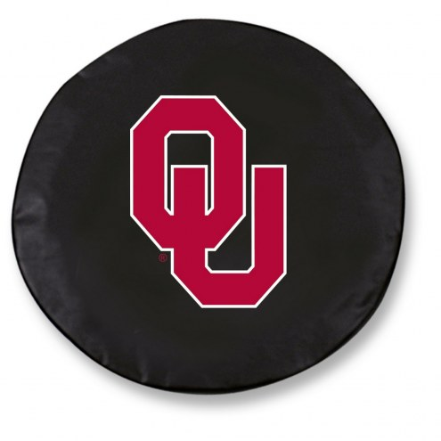 Oklahoma Sooners Tire Cover