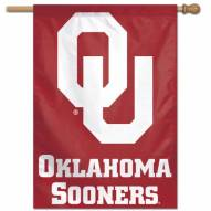 "Oklahoma Sooners 28"" x 40"" Banner"
