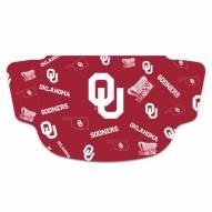 Oklahoma Sooners Face Mask Fan Gear