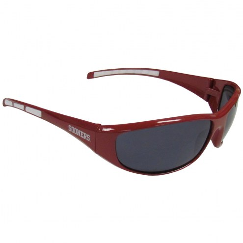 Oklahoma Sooners Wrap Sunglasses