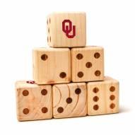 Oklahoma Sooners Yard Dice