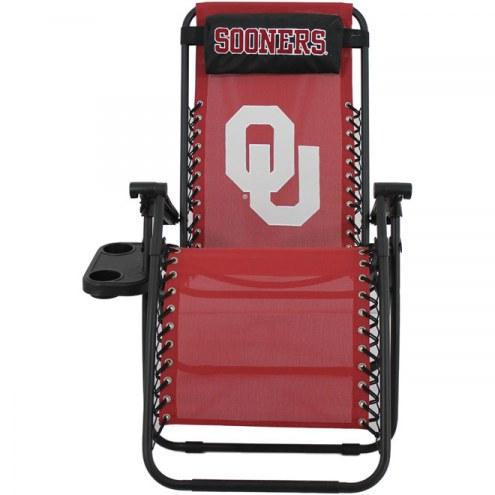 Oklahoma Sooners Zero Gravity Chair