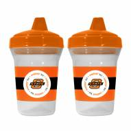 Oklahoma State Cowboys 2-Pack Sippy Cups