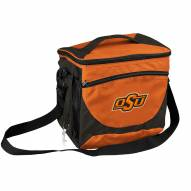 Oklahoma State Cowboys 24 Can Cooler