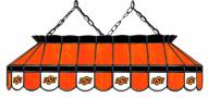 """Oklahoma State Cowboys 40"""" Stained Glass Pool Table Light"""