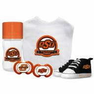 Oklahoma State Cowboys 5-Piece Baby Gift Set