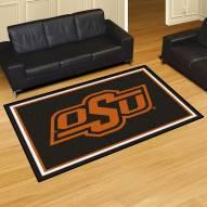 Oklahoma State Cowboys 5' x 8' Area Rug