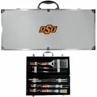 Oklahoma State Cowboys 8 Piece Tailgater BBQ Set