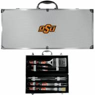 Oklahoma State Cowboys 8 Piece Tailgater BBQ Set
