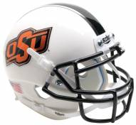 Oklahoma State Cowboys Alternate 13 Schutt Mini Football Helmet