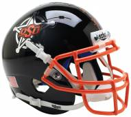 Oklahoma State Cowboys Alternate 17 Schutt Mini Football Helmet