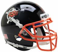 Oklahoma State Cowboys Alternate 17 Schutt XP Authentic Full Size Football Helmet