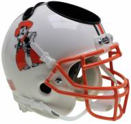 Oklahoma State Cowboys Alternate 18 Schutt Football Helmet Desk Caddy