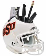 Oklahoma State Cowboys Alternate Schutt Football Helmet Desk Caddy