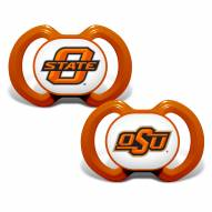 Oklahoma State Cowboys Baby Pacifier 2-Pack