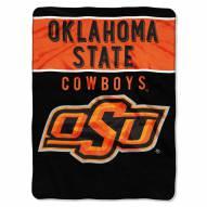 Oklahoma State Cowboys Basic Raschel Blanket