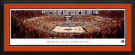 Oklahoma State Cowboys Basketball Deluxe Framed Panorama
