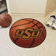 Oklahoma State Cowboys Basketball Mat