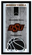 Oklahoma State Cowboys Basketball Mirror