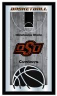 Oklahoma State Cowboys Basketball Mirror