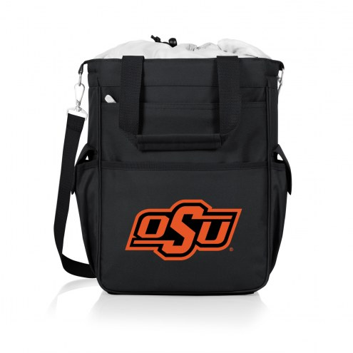 Oklahoma State Cowboys Black Activo Cooler Tote