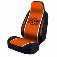 Oklahoma State Cowboys Black/Orange Universal Bucket Car Seat Cover