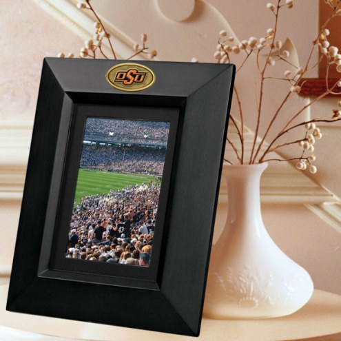 Oklahoma State Cowboys Black Picture Frame