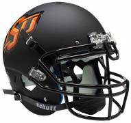Oklahoma State Cowboys Black Schutt XP Authentic Full Size Football Helmet