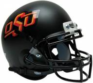 Oklahoma State Cowboys Black Schutt XP Collectible Full Size Football Helmet