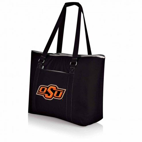 Oklahoma State Cowboys Black Tahoe Beach Bag