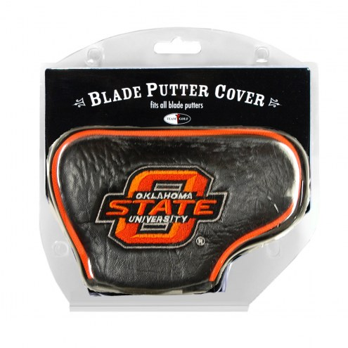 Oklahoma State Cowboys Blade Putter Headcover