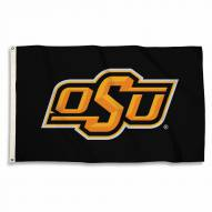 Oklahoma State Cowboys 3' x 5' Black Flag