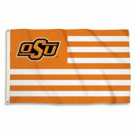 Oklahoma State Cowboys 3' x 5' Striped Flag