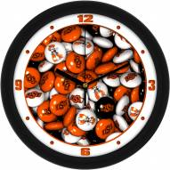 Oklahoma State Cowboys Candy Wall Clock
