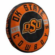 Oklahoma State Cowboys Cloud Travel Pillow