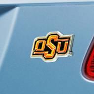 Oklahoma State Cowboys Color Car Emblem