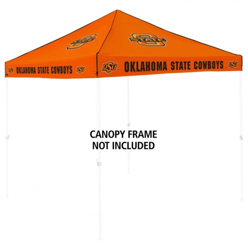 Oklahoma State Cowboys Colored Canopy