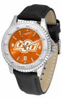 Oklahoma State Cowboys Competitor AnoChrome Men's Watch