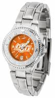 Oklahoma State Cowboys Competitor Steel AnoChrome Women's Watch