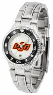 Oklahoma State Cowboys Competitor Steel Women's Watch