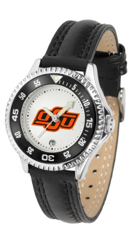 Oklahoma State Cowboys Competitor Women's Watch