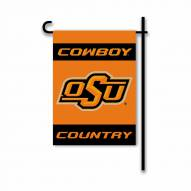 Oklahoma State Cowboys Country Garden Flag