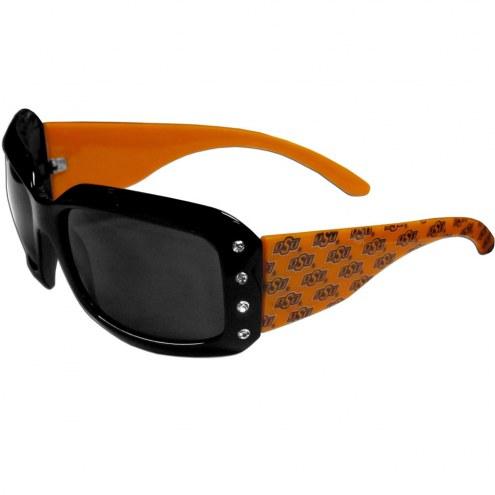 Oklahoma State Cowboys Designer Women's Sunglasses