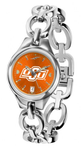 Oklahoma State Cowboys Eclipse AnoChrome Women's Watch