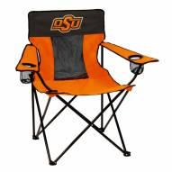 Oklahoma State Cowboys Elite Tailgating Chair